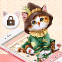 Cute Brown Cat Theme 😺 icon