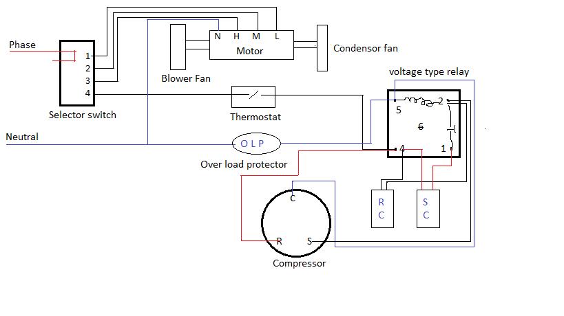 Ac Wiring Diagram Apk, Car Air Conditioning System Wiring Diagram Pdf