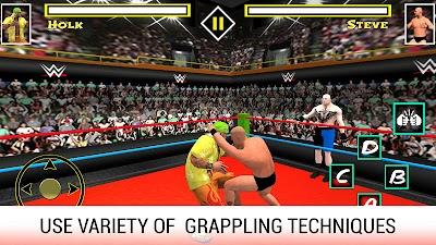 Wrestling Revolution 3d Free