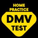 DMV Permit Practice, Drivers Test & Traffic Signs icon