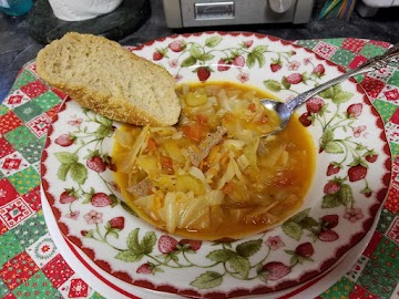 Skinny Cabbage Soup Recipe