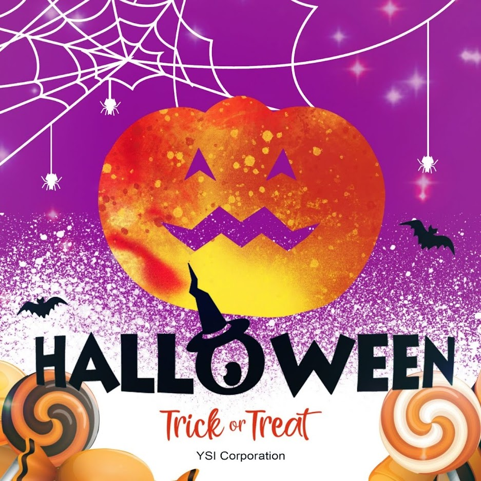 Have a frightfully fun Halloween
