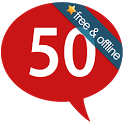 Learn 50 languages icon
