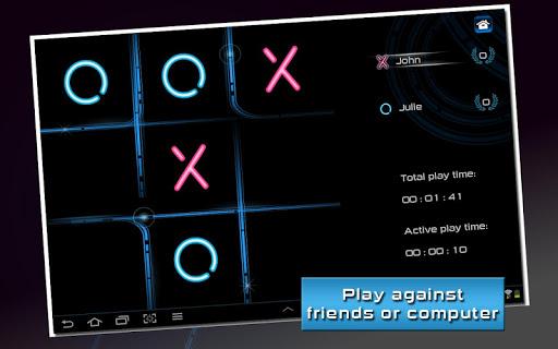 Tic Tac Toe Glow  screenshots 4