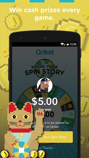 Download Qriket for PC