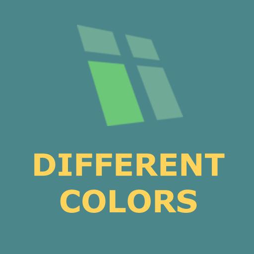 異なる色のブロックを見つけて下さい 街機 App LOGO-硬是要APP