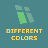 Search different color blocks