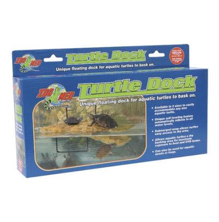 Turtle Dock Medium 18x39cm