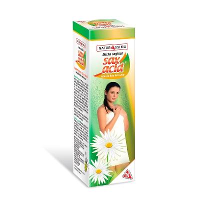 acido acetico sax acid 135ml ducha vaginal biotech