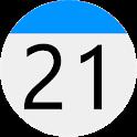 Calendar Gear Fit2 icon