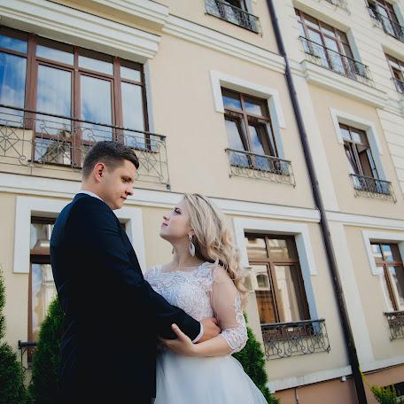 Wedding photographer Dmitriy Platonov (platon2508). Photo of 23.12.2017