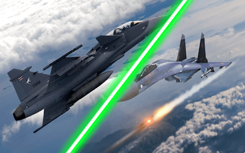 Fly F18 Jet Fighter Airplane Game 3D Attack Free - náhled
