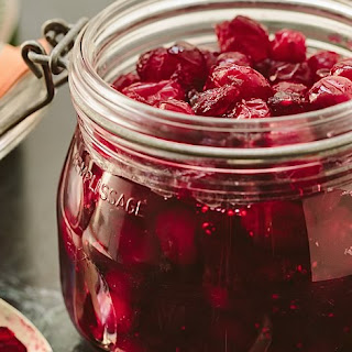 Holiday's Finest Cranberry Sauce