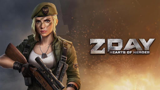 Z Day: Hearts of Heroes | MMO Strategy War 2.17.0 screenshots 1