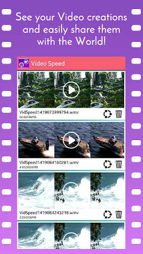 Video Speed Slow Motion & Fast 1.79 screenshots 4