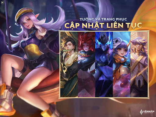 Garena Liu00ean Quu00e2n Mobile apktram screenshots 15