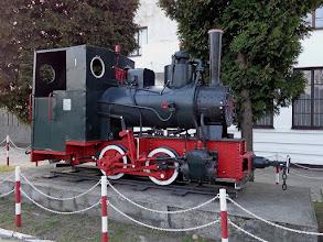 Photo: Parowóz nr 1 z Cukrowni Klemensów {Sochaczew Muzeum; 2014-04-12}