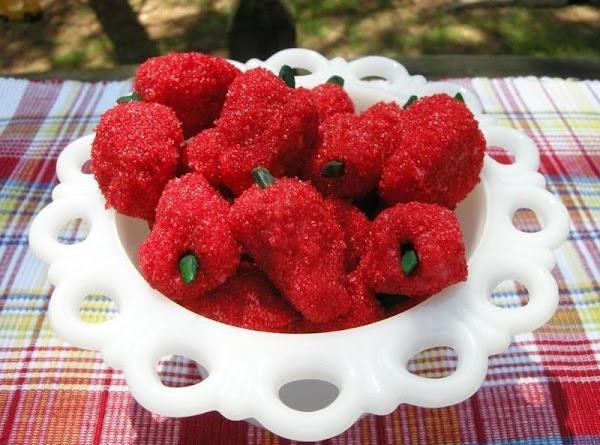 Winter Strawberries Recipe