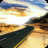 Road HD Live Wallpaper