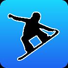 Crazy Snowboard icon