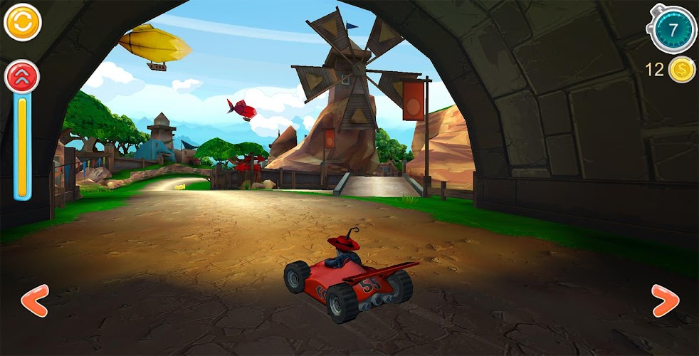 Wild Wheels Mod Apk v0.1 (Unlimited Gold)