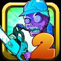 Fruit vs Zombie 2 icon