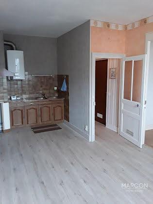 Location appartement 4 pièces 74 m2