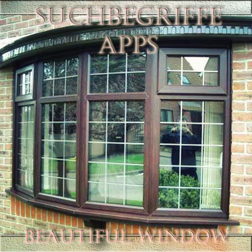 美丽的窗口设计理念 生活 App LOGO-硬是要APP