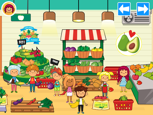 My Pretend Grocery Store - Supermarket Learning filehippodl screenshot 5