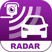 Speed Cameras Radar Icon