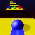 Rolly Road - Speedy Color Ball Run! icon