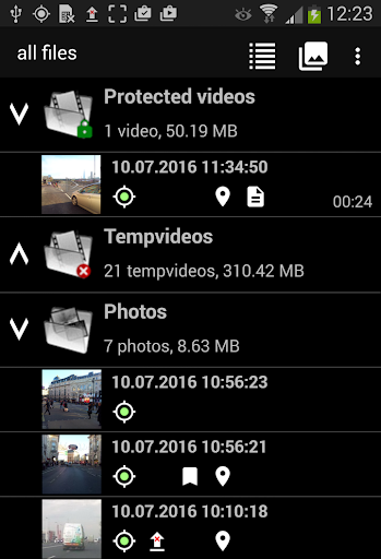 DailyRoads Voyager 5.1.1 screenshots 5
