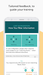 Lumosity: Brain Training Screenshot