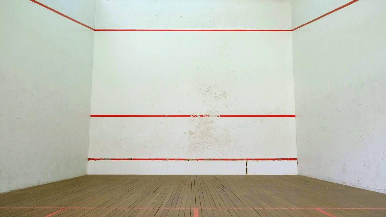 lapangan squash di jakarta