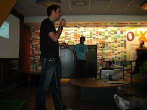 Photo: John Faith, VP Engineering for MySpace