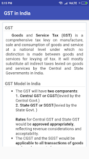 GST Calculator India- screenshot thumbnail