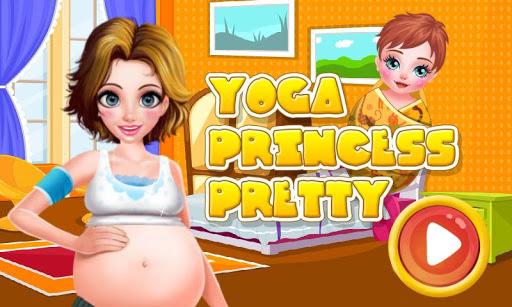 モーション新生児の王女