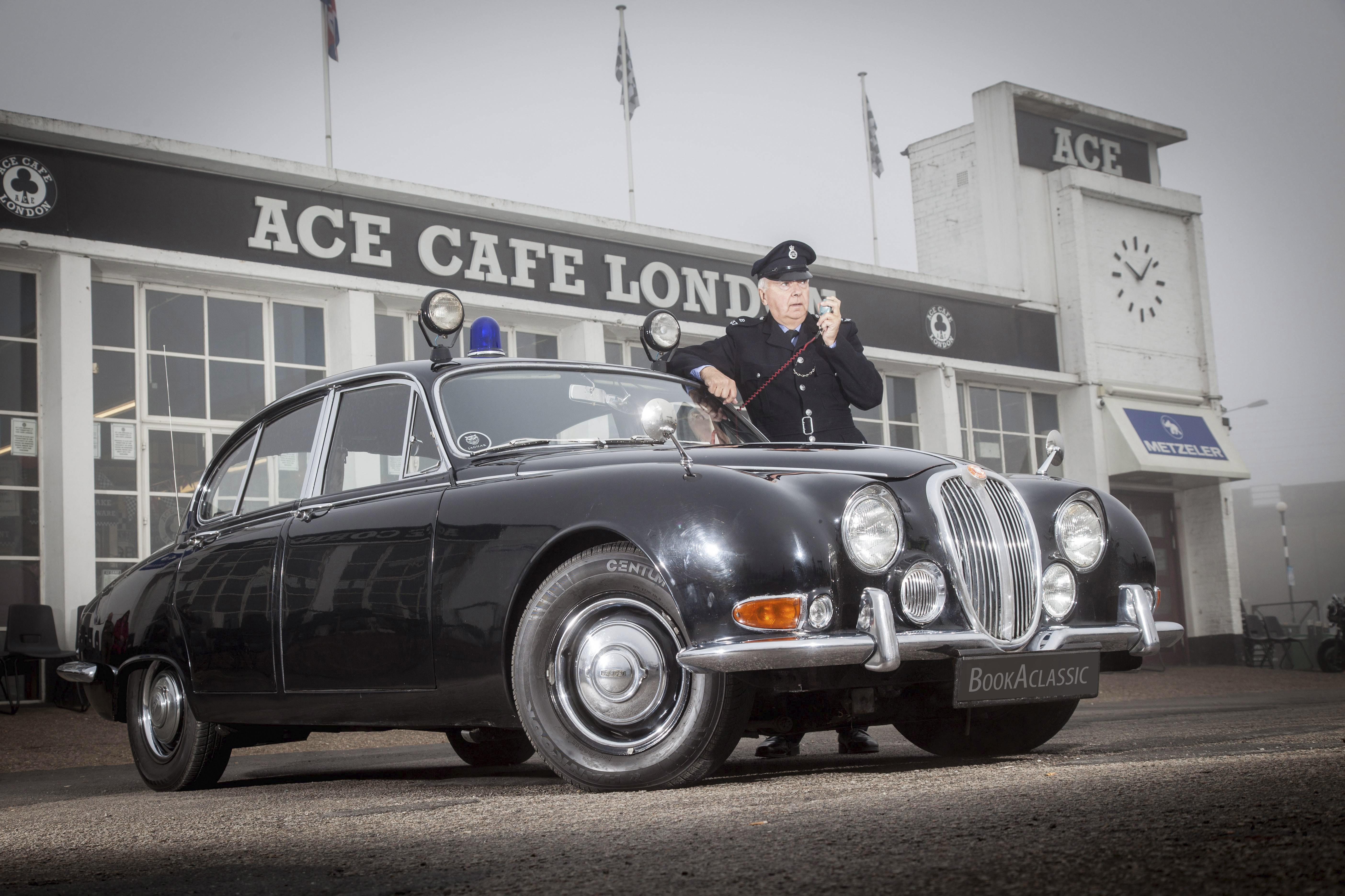 Jaguar S Type Hire London