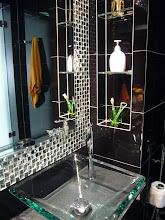Photo: Common Toilet - Shelving For Toiletry