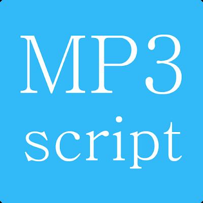 MP3 Script