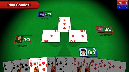 Spades + screenshots 1
