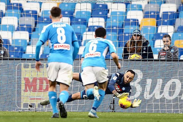 Coupe d'Italie : Naples en quarts sans Mertens, la Lazio en quarts avec Silvio Proto