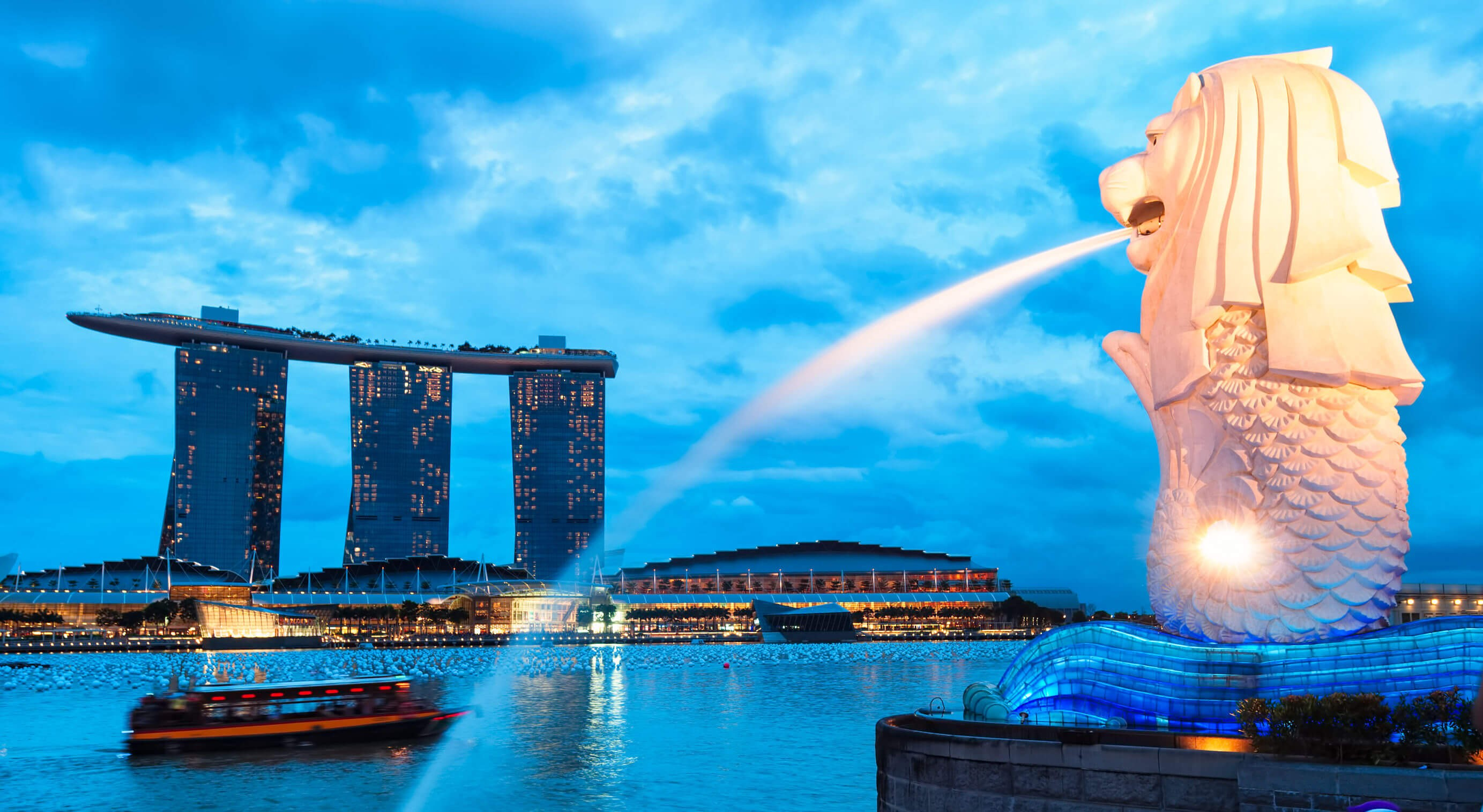Scintillating Singapore