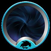 Modern GO Launcher Theme