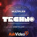 Techno Dance Music Course icon