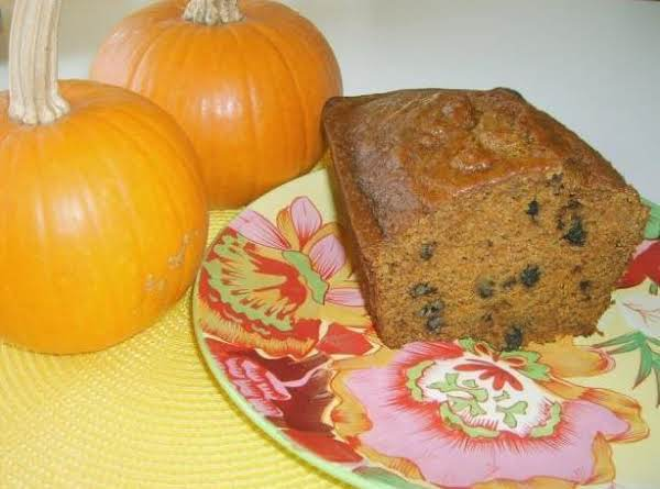 Pumpkin Carrot Bread Recipe