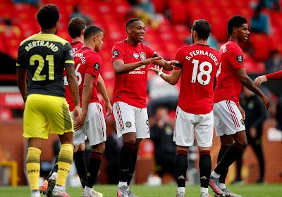 Premier League : Manchester United rate l'occasion de monter sur le podium
