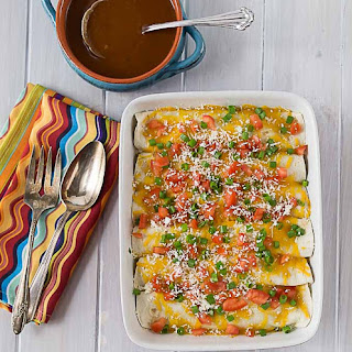 Vegetarian Mexican Enchiladas Recipes