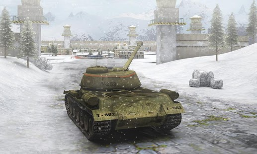 World War III: Tank Battle screenshot