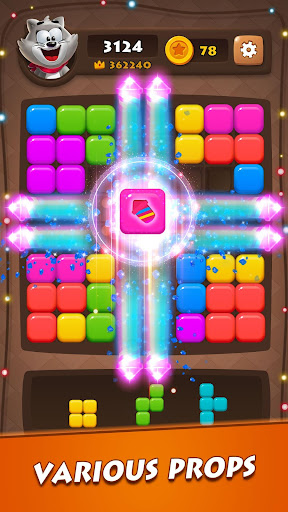 Puzzle Master - Sweet Block Puzzle 1.4.3 screenshots 2